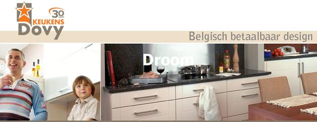 Dovy Keukens Mail : Keukens Dovy zonder logo s